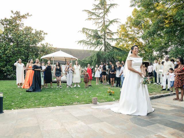 Le mariage de Andrew et Naomie à Bréau, Seine-et-Marne 71