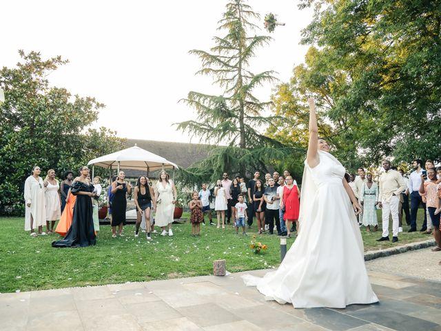 Le mariage de Andrew et Naomie à Bréau, Seine-et-Marne 72