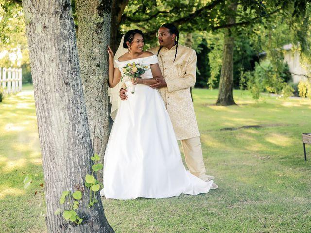 Le mariage de Andrew et Naomie à Bréau, Seine-et-Marne 76