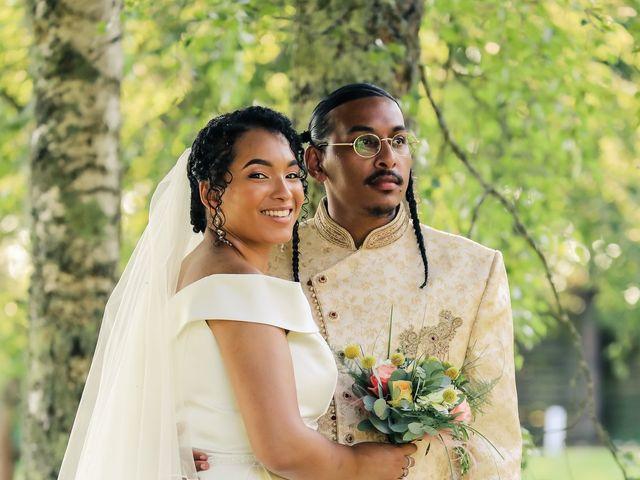 Le mariage de Andrew et Naomie à Bréau, Seine-et-Marne 78
