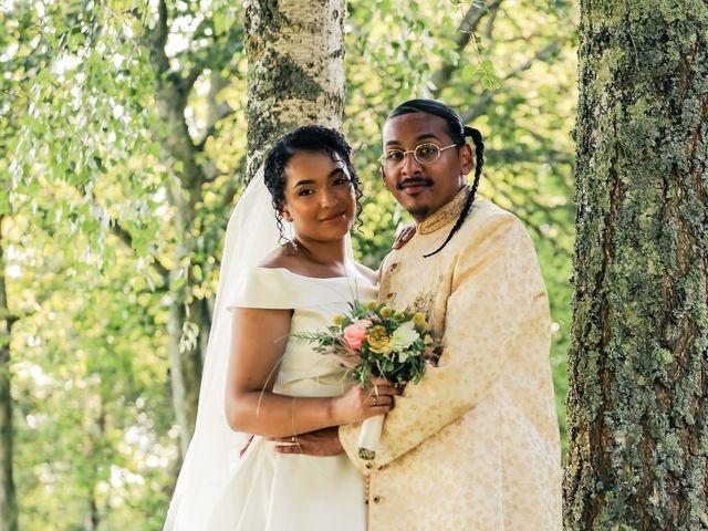 Le mariage de Andrew et Naomie à Bréau, Seine-et-Marne 82