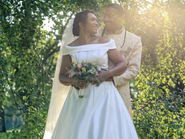 Le mariage de Andrew et Naomie à Bréau, Seine-et-Marne 83