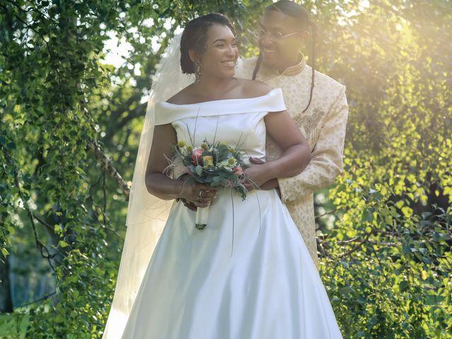 Le mariage de Andrew et Naomie à Bréau, Seine-et-Marne 84