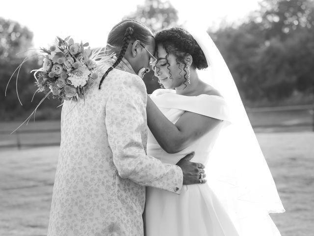 Le mariage de Andrew et Naomie à Bréau, Seine-et-Marne 85