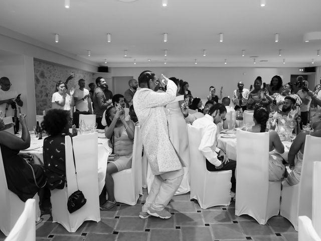 Le mariage de Andrew et Naomie à Bréau, Seine-et-Marne 93