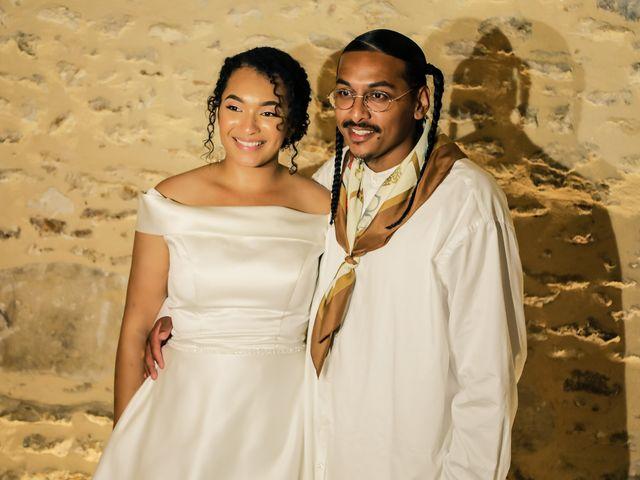 Le mariage de Andrew et Naomie à Bréau, Seine-et-Marne 106