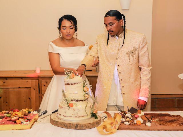 Le mariage de Andrew et Naomie à Bréau, Seine-et-Marne 114