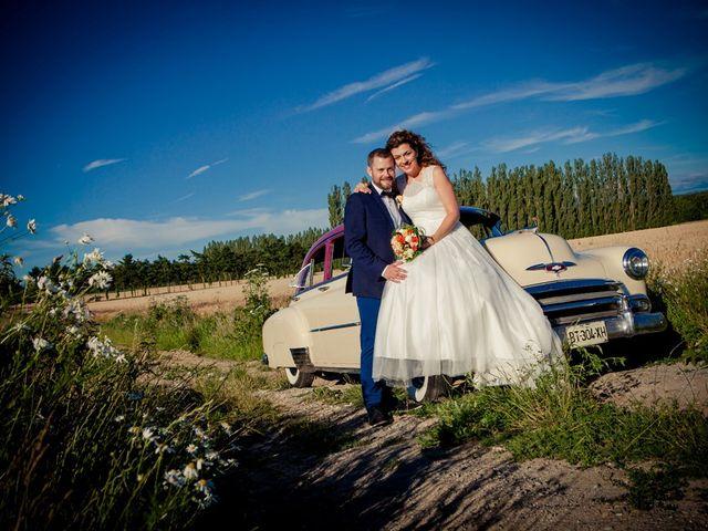Le mariage de Pamela et Yohann
