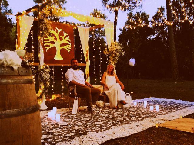 Le mariage de Jonathan et Coralie à Signes, Var 1