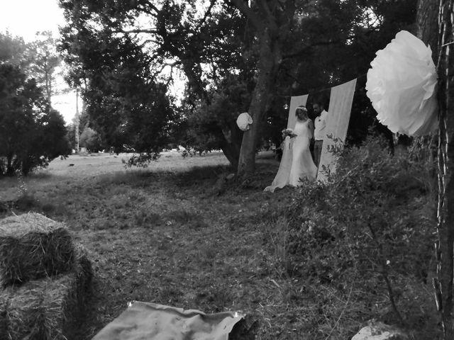 Le mariage de Jonathan et Coralie à Signes, Var 4