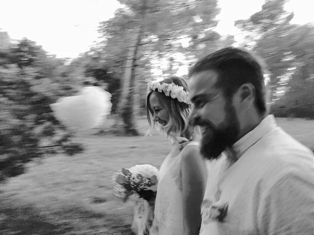 Le mariage de Jonathan et Coralie à Signes, Var 5