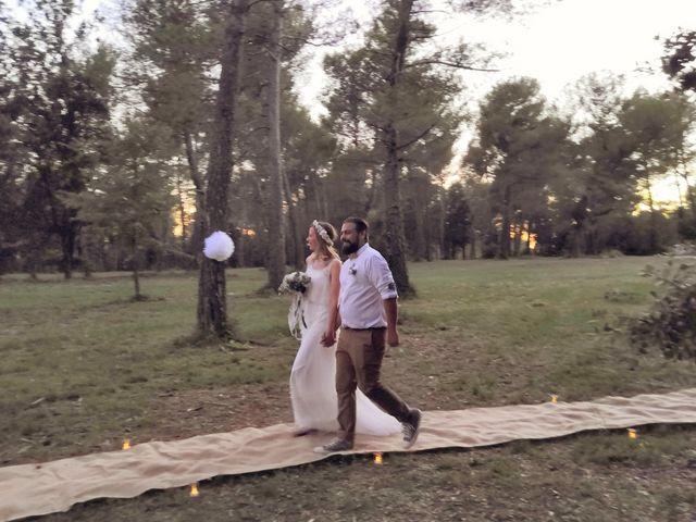 Le mariage de Jonathan et Coralie à Signes, Var 6