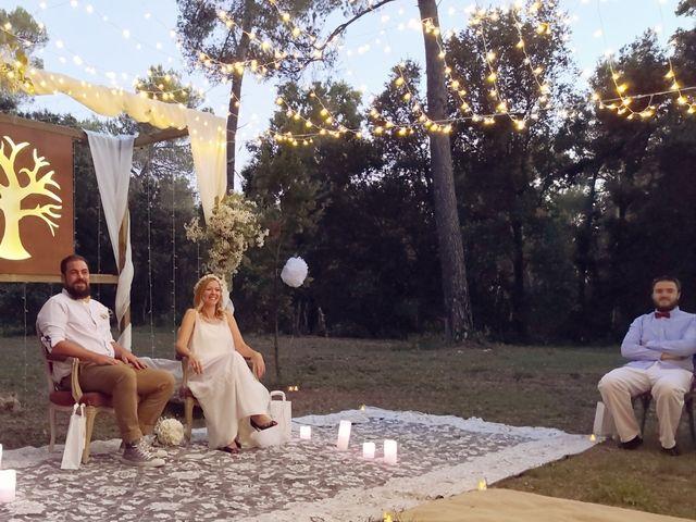 Le mariage de Jonathan et Coralie à Signes, Var 7