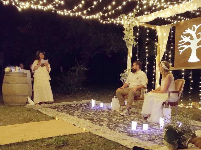Le mariage de Jonathan et Coralie à Signes, Var 8
