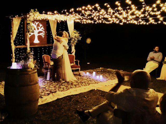 Le mariage de Jonathan et Coralie à Signes, Var 11