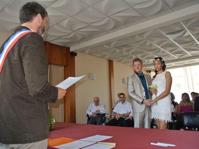 Le mariage de Eric et Valérie à Miniac-Morvan, Ille et Vilaine 4