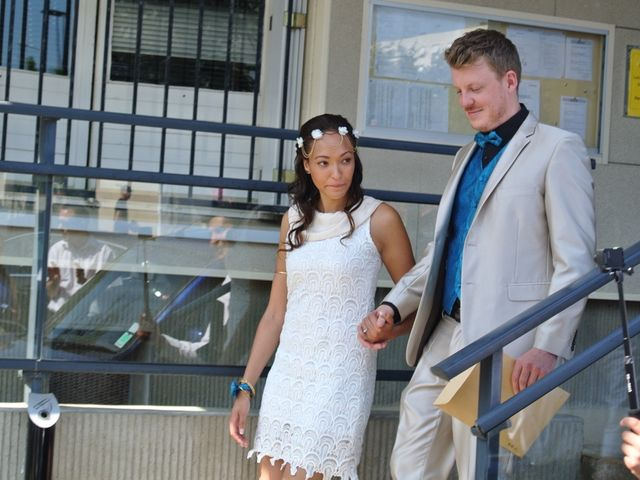 Le mariage de Eric et Valérie à Miniac-Morvan, Ille et Vilaine 5