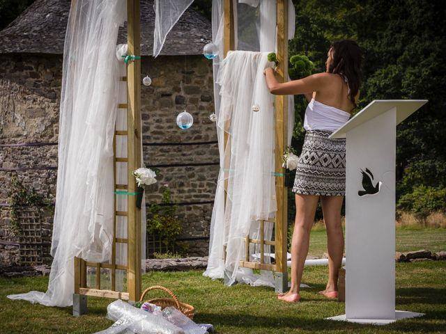 Le mariage de Eric et Valérie à Miniac-Morvan, Ille et Vilaine 7