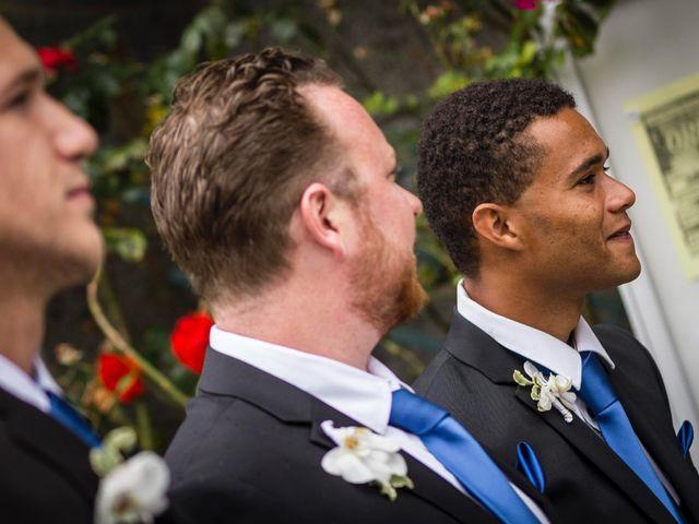 Le mariage de Eric et Valérie à Miniac-Morvan, Ille et Vilaine 18