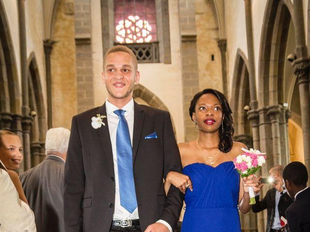 Le mariage de Eric et Valérie à Miniac-Morvan, Ille et Vilaine 22