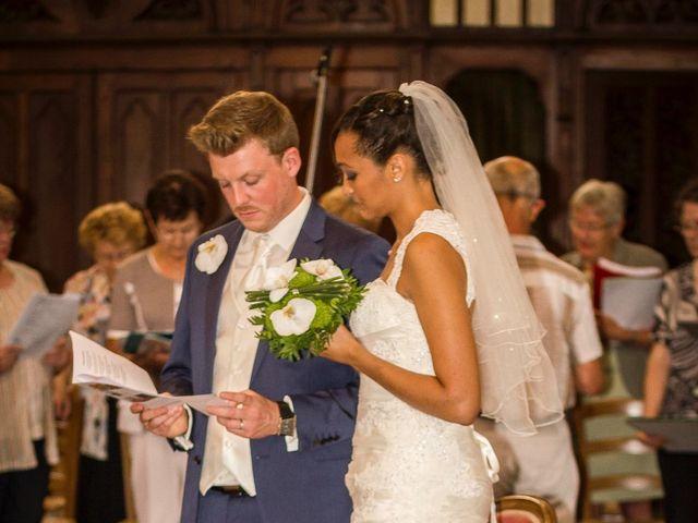 Le mariage de Eric et Valérie à Miniac-Morvan, Ille et Vilaine 24