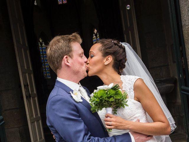 Le mariage de Eric et Valérie à Miniac-Morvan, Ille et Vilaine 28