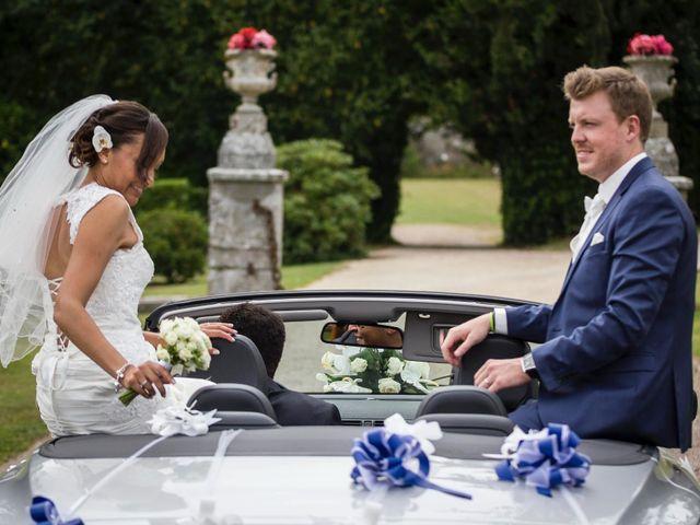Le mariage de Eric et Valérie à Miniac-Morvan, Ille et Vilaine 36