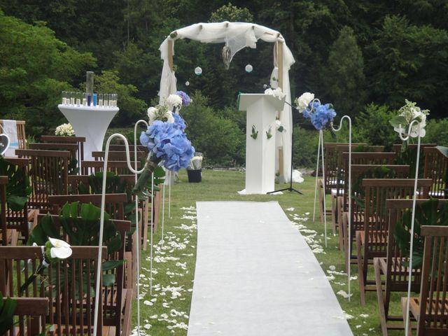 Le mariage de Eric et Valérie à Miniac-Morvan, Ille et Vilaine 38