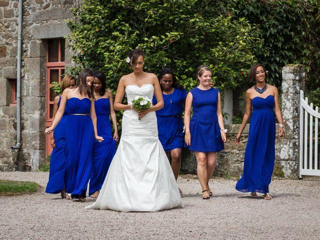 Le mariage de Eric et Valérie à Miniac-Morvan, Ille et Vilaine 41