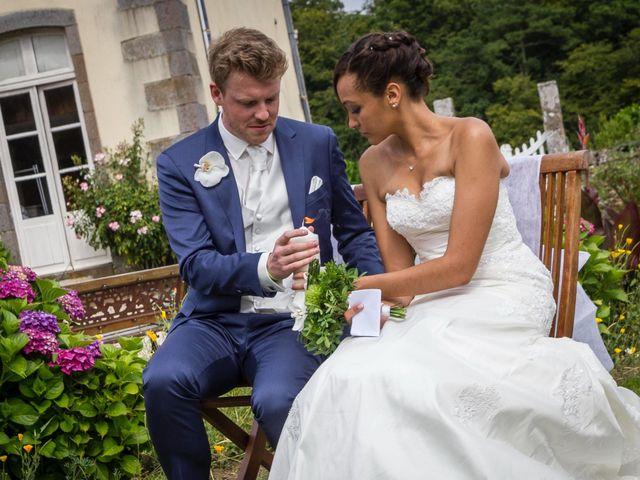 Le mariage de Eric et Valérie à Miniac-Morvan, Ille et Vilaine 44
