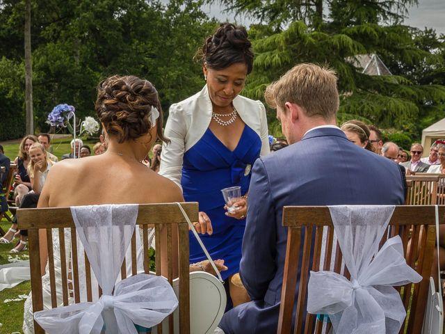 Le mariage de Eric et Valérie à Miniac-Morvan, Ille et Vilaine 46