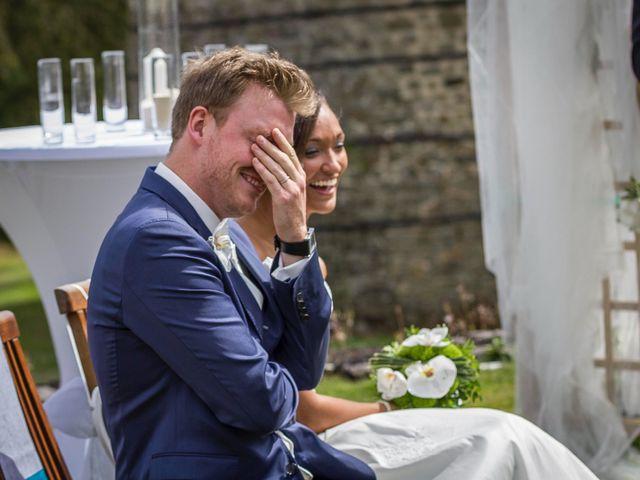 Le mariage de Eric et Valérie à Miniac-Morvan, Ille et Vilaine 50