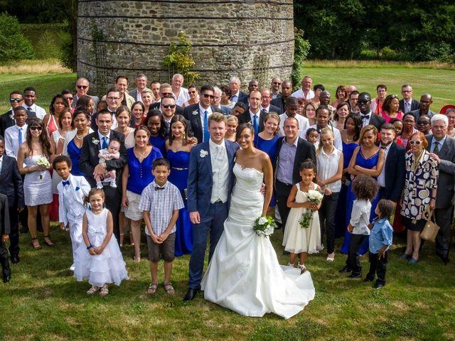 Le mariage de Eric et Valérie à Miniac-Morvan, Ille et Vilaine 58