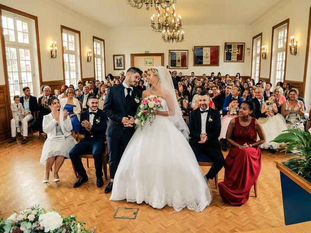 Le mariage de Anthony et Mégane à Crépy-en-Valois, Oise 83