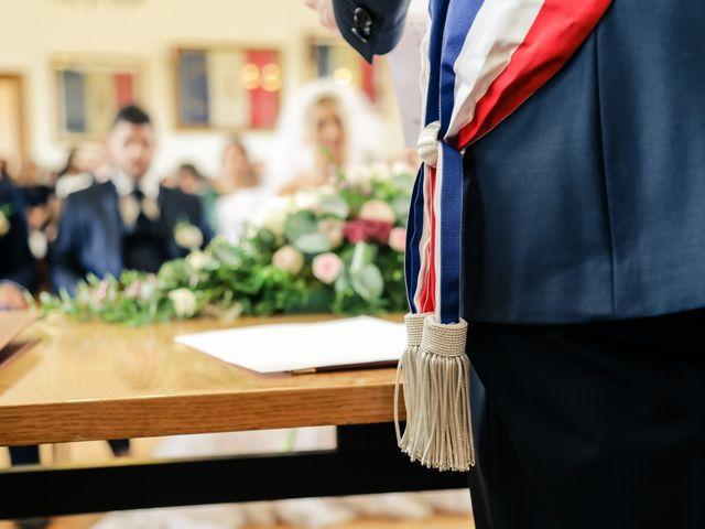 Le mariage de Anthony et Mégane à Crépy-en-Valois, Oise 95