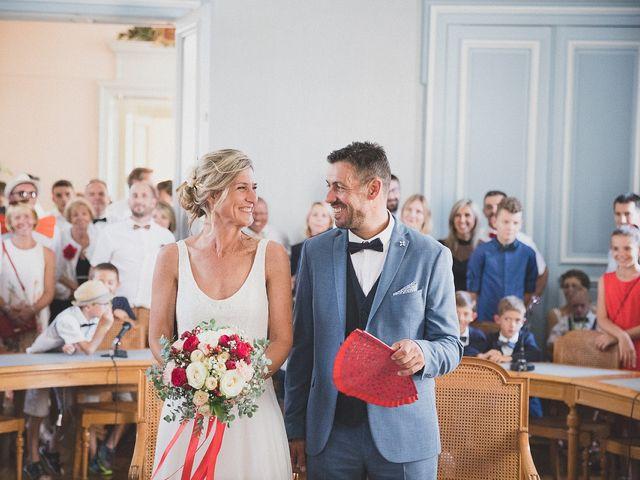 Le mariage de Karim et Audrey à Coutras, Gironde 9
