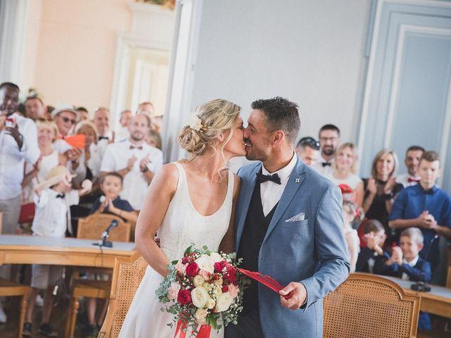 Le mariage de Karim et Audrey à Coutras, Gironde 10