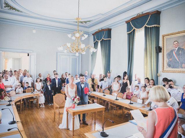 Le mariage de Karim et Audrey à Coutras, Gironde 13