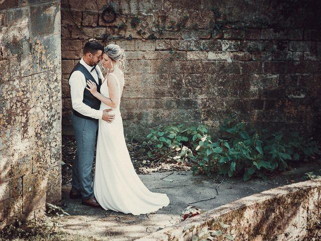 Le mariage de Karim et Audrey à Coutras, Gironde 25