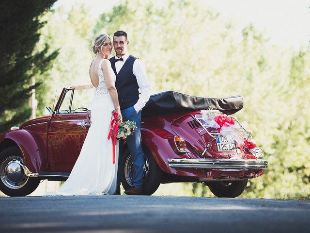 Le mariage de Karim et Audrey à Coutras, Gironde 26