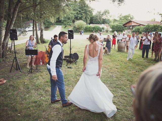 Le mariage de Karim et Audrey à Coutras, Gironde 29