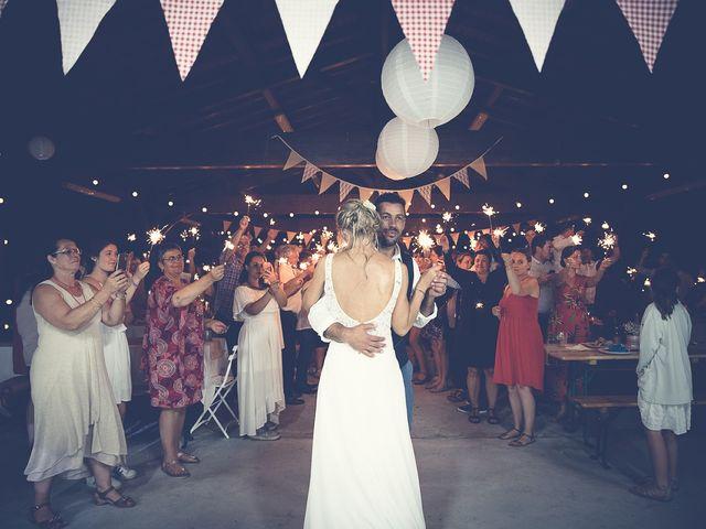 Le mariage de Karim et Audrey à Coutras, Gironde 2