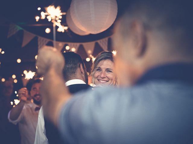 Le mariage de Karim et Audrey à Coutras, Gironde 35