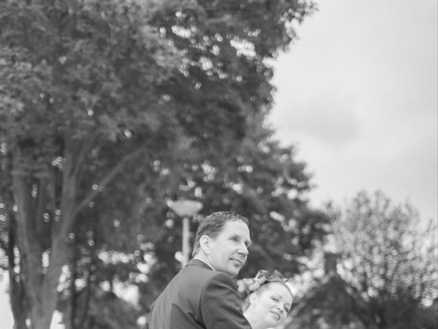 Le mariage de Denis et Julia à Paris, Paris 20