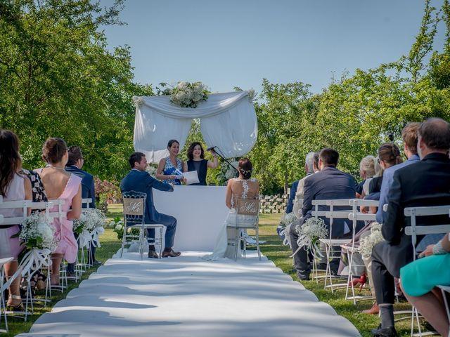 Le mariage de Gilles et Clarisse à Deauville, Calvados 15