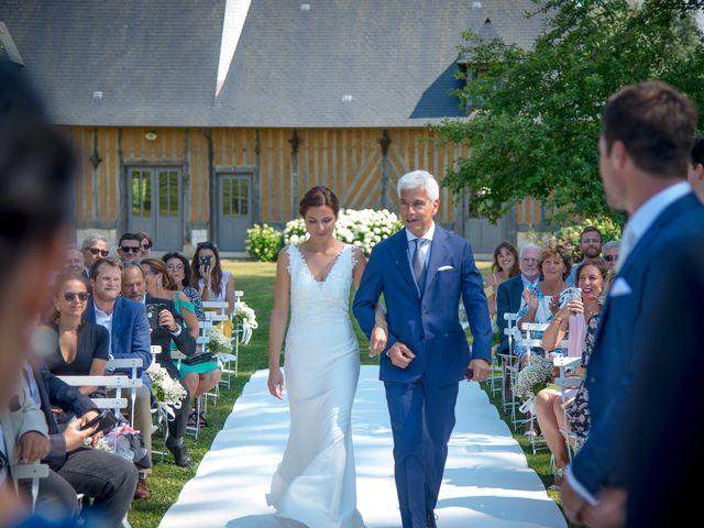 Le mariage de Gilles et Clarisse à Deauville, Calvados 18