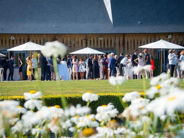 Le mariage de Gilles et Clarisse à Deauville, Calvados 25