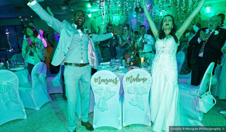 Le mariage de Addissu et Svilena à Roquemaure, Gard