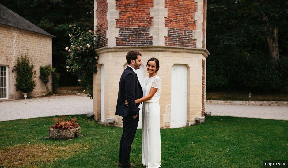 Le mariage de Charles Antoine et Alice à Mandeville-en-Bessin, Calvados