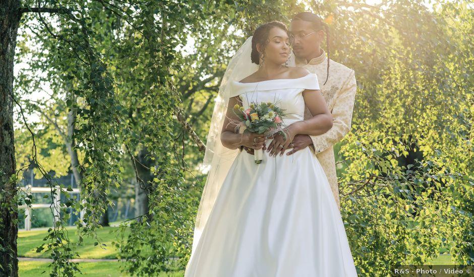 Le mariage de Andrew et Naomie à Bréau, Seine-et-Marne